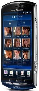 Galeria zdjęć telefonu Sony Ericsson Xperia neo