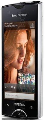 Galeria zdjęć telefonu Sony Ericsson Xperia Ray