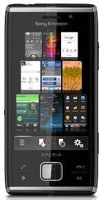 Galeria zdjęć telefonu Sony Ericsson Xperia X2