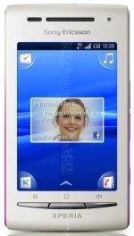 Galeria zdjęć telefonu Sony Ericsson Xperia X8