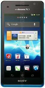 Galeria zdjęć telefonu Sony Xperia AX SO-01E