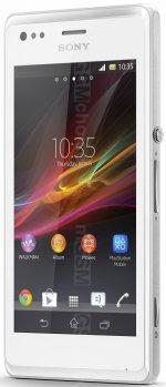 Galeria zdjęć telefonu Sony Xperia M dual