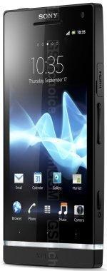 Galeria zdjęć telefonu Sony Xperia S