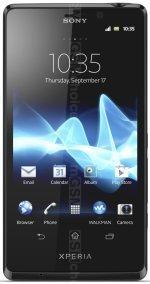 Galeria zdjęć telefonu Sony Xperia T HSPA