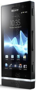 Galeria zdjęć telefonu Sony Xperia U