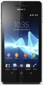 Galeria zdjęć telefonu Sony Xperia V