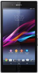 Galeria zdjęć telefonu Sony Xperia Z Ultra C6802