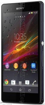 Galeria zdjęć telefonu Sony Xperia Z
