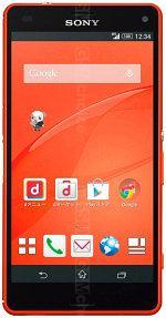 Sony Xperia Z3 Compact SO 02G docomo SO 02G Dane techniczne