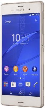 Galeria zdjęć telefonu Sony Xperia Z3
