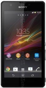 Galeria zdjęć telefonu Sony Xperia ZR