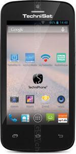 Galeria zdjęć telefonu TechniSat TechniPhone 4