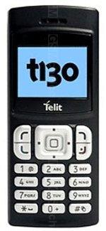 Galeria zdjęć telefonu Telit T130