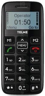 Galeria zdjęć telefonu Telme C140