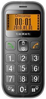 Galeria zdjęć telefonu teXet TM-B111