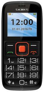 Galeria zdjęć telefonu teXet TM-B117