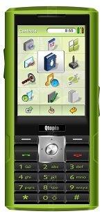 Galeria zdjęć telefonu Trolltech Greenphone