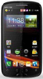Galeria zdjęć telefonu Umeox X-3