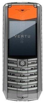 Galeria zdjęć telefonu VERTU Ascent 2010