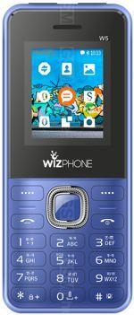 Galeria zdjęć telefonu Wizphone W5