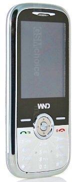 Galeria zdjęć telefonu WND Telecom Wind DUO 3200 Glow