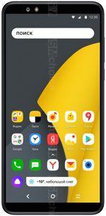 Galeria zdjęć telefonu Yandex Phone