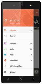 Galeria zdjęć telefonu Yezz Andy 4.7M LTE