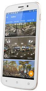 Galeria zdjęć telefonu Yezz Andy 5M VR