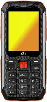 Galeria zdjęć telefonu ZTE F555