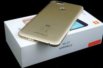 Opakowanie Xiaomi Mi A1