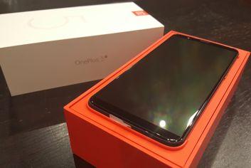 Opakowanie OnePlus 5T