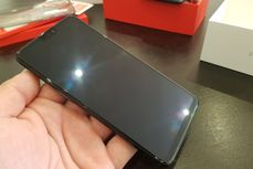 OnePlus 6 prosto z pudełka