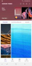 Personalizacja intefejsu: zmiana tapety, motywu, ikon i ekranu AoD
