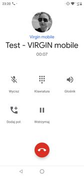 Obsługa dualSIM | Połączenia głosowe