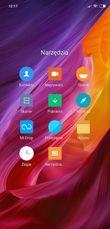 Ekran główny i jego opcje, menu ostatnich aplikacji i dzielenie ekranu