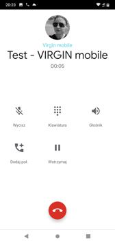 Dual SIM   Połączenia głosowe