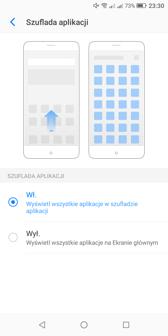 Ustawienia ekranu i personalizacja interfejsu