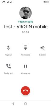 Obsługa dwóch kart SIM | Połączenia głosowe