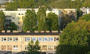 Mocny wycinek zdjęcia standardowego i 48 Mpx - po prawej