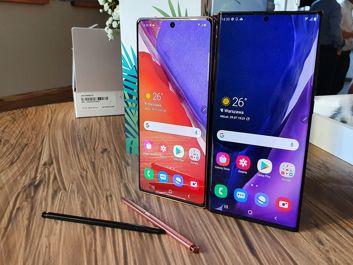 Samsung Galaxy Note20 i Galaxy Note20 Ultra
