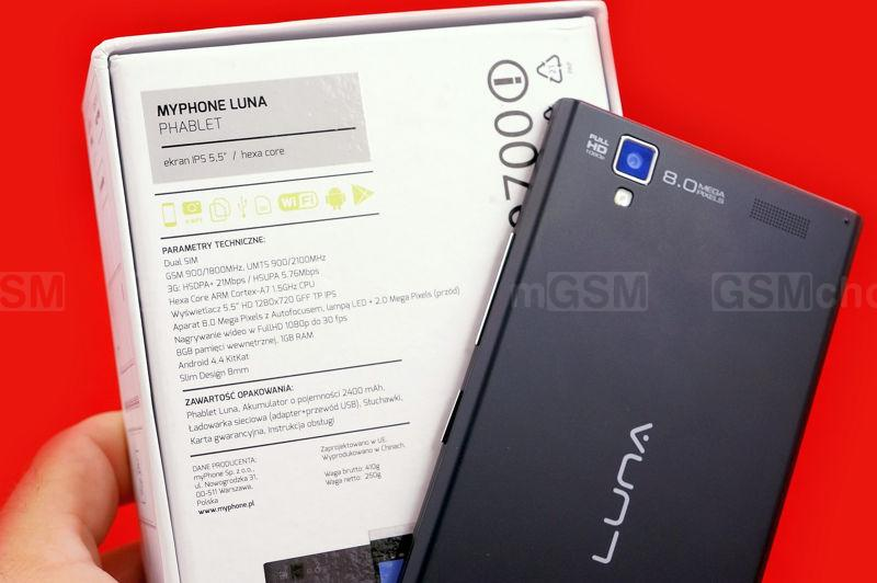 Aktualne myPhone Luna test: 5,5 cala elegancji :: mGSM.pl : Strona 5 NA12