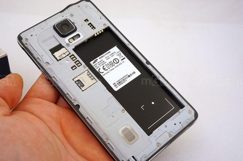 Samsung Galaxy Note 4 Test Moc W Metalowej Ramce Mgsm Pl Strona 4